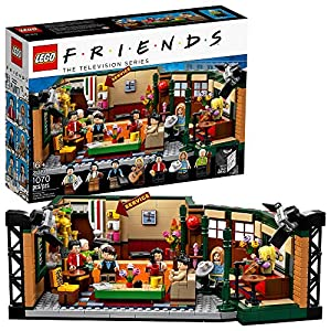 LEGO Ideas 21319 Central Perk Building Kit (1,070 Pieces) - 61xbJsZoNNL - LEGO Ideas 21319 Central Perk Building Kit (1,070 Pieces)