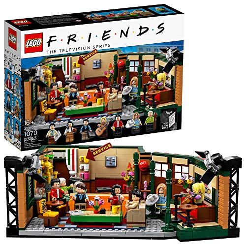LEGO Ideas 21319 Central Perk Building Kit (1,070 Pieces) for $47.99