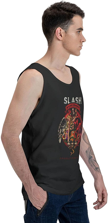 Myles Kennedy Apocalyptic Love Tank Top Men's Summer Sleeveless Clothes Unique Vest