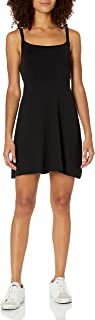 Volcom Women's Easy Babe Fit and Flare Knit Dress