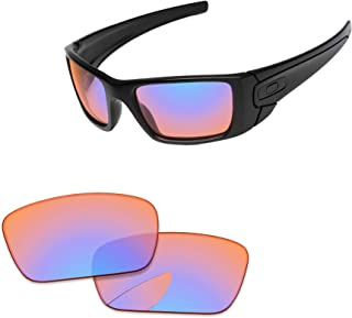 PapaViva Lenses Replacement for Oakley Fuel Cell OO9096