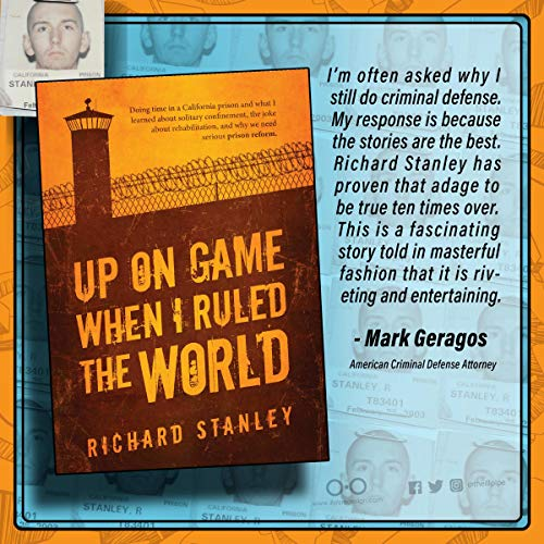 Up On Game When I Ruled the World  By  cover art