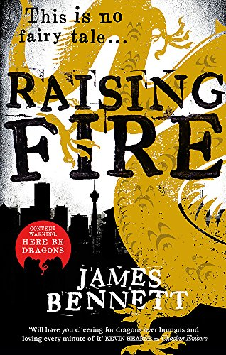 Raising Fire: A Ben Garston Novel (Ben Garston 2)