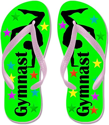 Lplpol Caribbean Cruise Wake Flip Flops for Kids and Adult Unisex Beach Sandals Pool Shoes Party Slippers