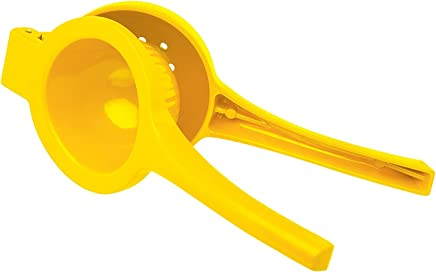 HIC Harold Import Co. 43769 Harold Import Co Lemon Squeezer 8.25-Inch Yellow
