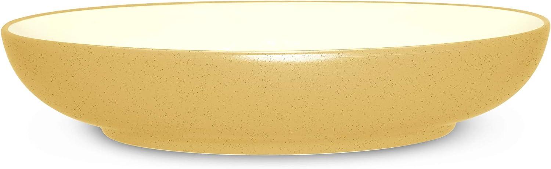 Noritake Colorwave Pasta Serving Bowl, Mustard