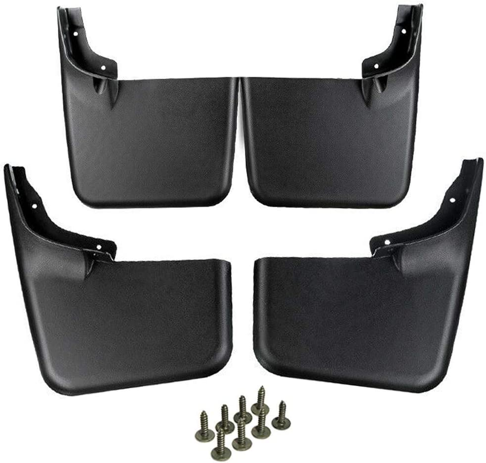 Set of 4 Mud Flaps Max 70% OFF Splash 2004-2014 Guards Ford apply for Max 62% OFF F-150