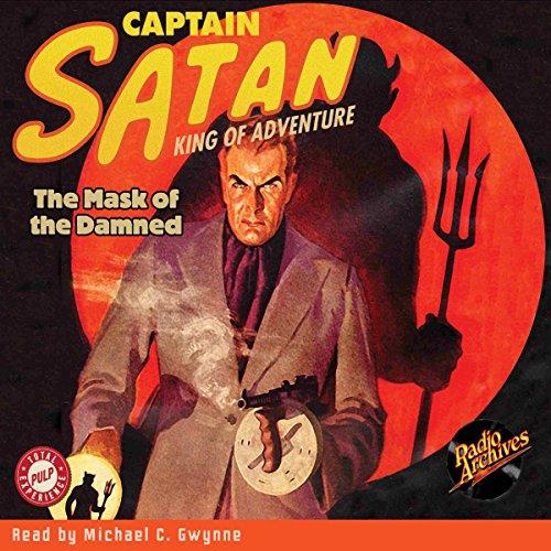 Captain Satan audiobook cover art
