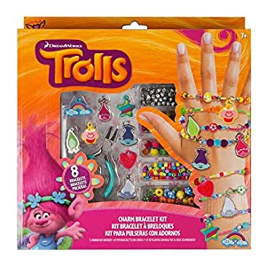 Trolls Charm Bracelet Kit