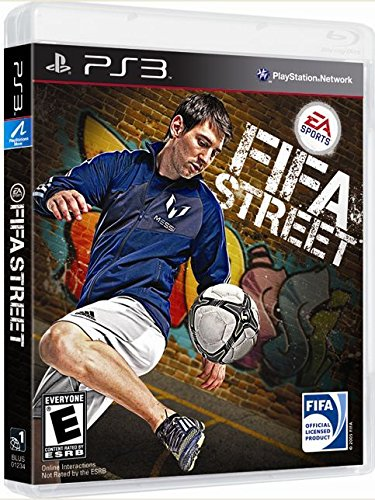 FIFA Street - Playstation 3 Free shipping Reservation
