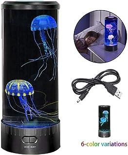 Mejor Aquarium Jellyfish Decoration