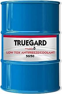 TRUEGARD Automotive Low Tox Antifreeze/Coolant 50/50-55 Gallon Drum