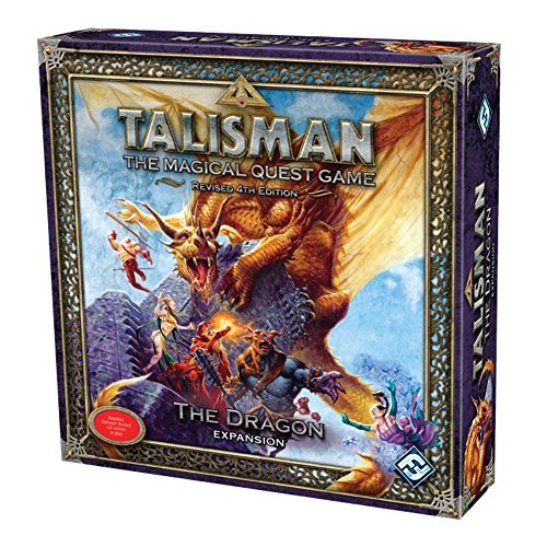Talisman the Magical Quest Game: The Dragon Expansion