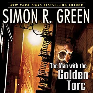 The Man with the Golden Torc cover art