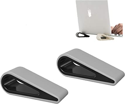 Soporte universal para teclado de ordenador portátil, soporte de elevación de silicona resistente, ligero y estable