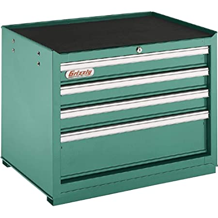 Williams W40TC4BL 40-Inch 4 Drawer Top Chest Blue