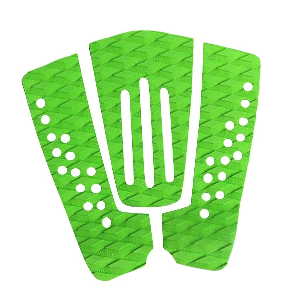 資源粘液ドキドキ3枚セット  サーフボード トラクションパッド デッキパッド スポーツ アウトドア サーフィン ボディボード 2色選べる