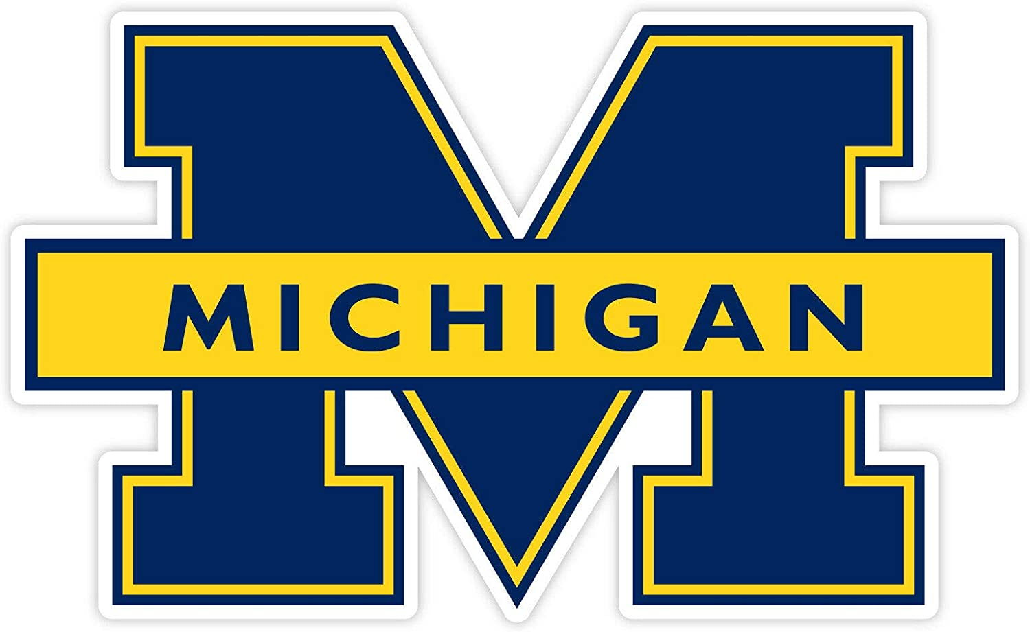 Michigan Stickers University online shop of Mich Any- Max 71% OFF Decal Vinyl Wall Art