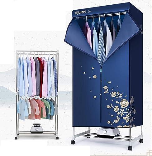 grandes ahorros Secador de de de ropa-secador plegable, secador de ropa del hogar de secado rápido-estante de sequía-calentador-calentador casero,azul  la red entera más baja