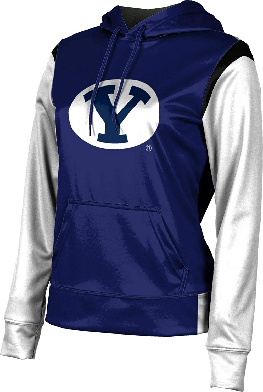 Brigham Young University Girls' Pullover Hoodie, School Spirit Sweatshirt (Tailgate)