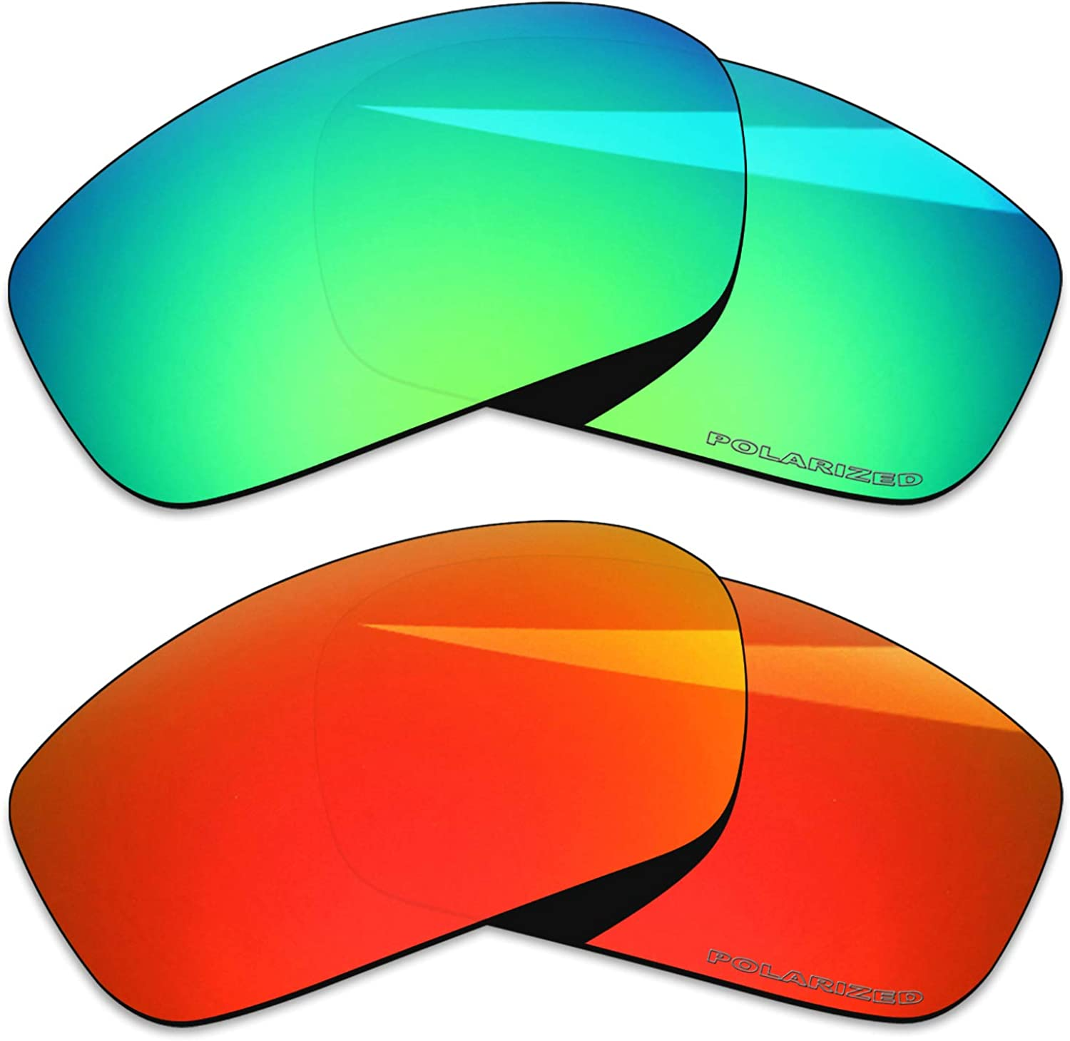 BlazerBuck Polarized Replacement El Paso Mall Limited time cheap sale Lenses Oakley Straightlink for