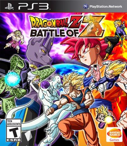 Dragon ball Z Battle Of Z Box et Jeux en Francaise ps3