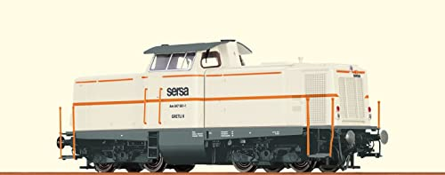 Brawa 42873 Diesellok Serie Am847 Sersa