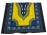 Raan Pah Muang Afrikanische Dashiki Farbe Baumwollstoff