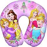 Disney 25800 Cuscino da Viaggio Soft Principesse Rosa...