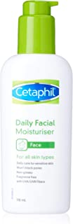 Cetaphil Daily Facial Moisturiser for All Skin Types, 118ml