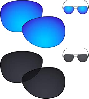 Replacement Lenses for Oakley Elmont M Sunglasses - Multiple Choices