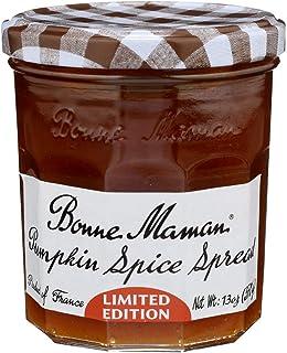 Bonne Maman, Pumpkin Spice Fruit Spread, 13 Ounce