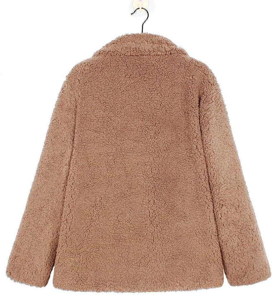 LEXUPA Womens Casual Jacket Winter Warm Parka Outwear Ladies Coat Overcoat Outercoat