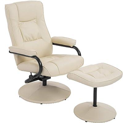 Amazon.com: Silla reclinable de TV con sillón giratorio con ...