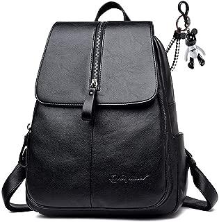 Women's Backpack Handbags Rucksack Shoulder Bags PU Leather Mini Kawaii