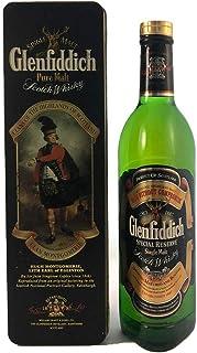 """Glenfiddich Special Old Reserve """"Clan Montgomerie"""" Single Malt Scotch Whisky in einer Geschenkbox, da zu 4 Weinaccessoires, 1 x 700ml"""