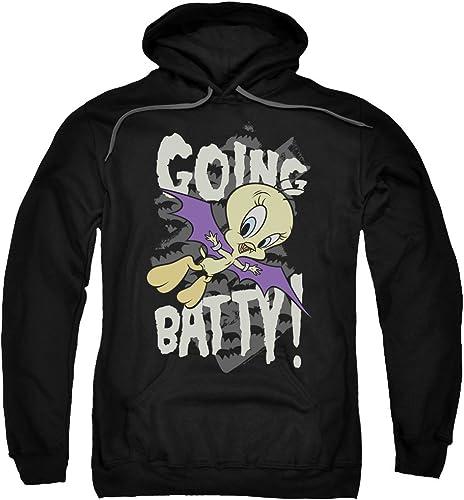 Looney Tunes - - Sweat à Capuche Going Batty pour Homme