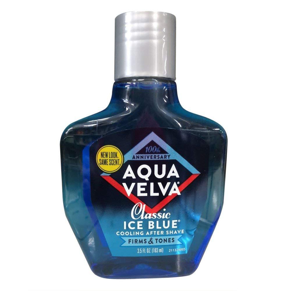 Brand Cheap Sale Venue Aqua Velva Ice Blue After Shave 103ml 3.5 Pack Ounce OFFicial shop 2