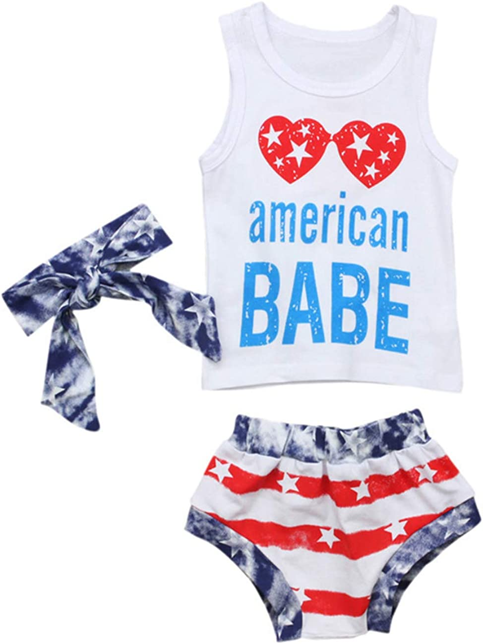 Ritatte Independence Day Baby Boys Romper 4th of July US Flag Romper Newborn Infant Boy Jumpsuit Summer Outfits