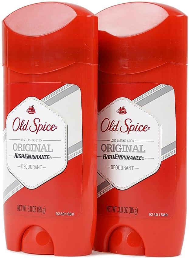 知人賞賛どのくらいの頻度でオールドスパイス(Old Spice) 固形デオドラント スティック オリジナル 85g×2個[並行輸入品]