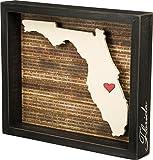 Primitives by Kathy Box Sign, 8' x 8', Florida