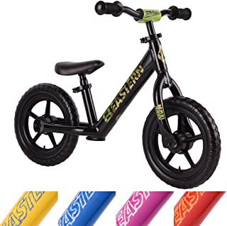 Eastern Pusher Ultralight and Adjustable Balance Bike for Ages 1 to 6 Years Old. Only 4.6 lbs