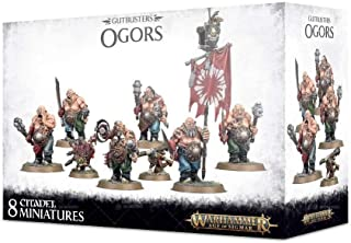Games Workshop Warhammer Age of Sigmar: Gutbusters - Ogors
