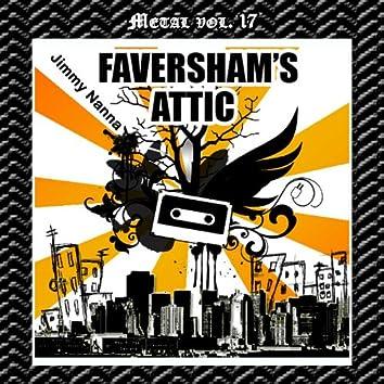 Metal Vol. 17: Jimmy Nanna - Faversham's Attic