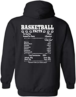 Best basketball facts hoodie Reviews