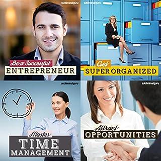Entrepreneur Success Subliminal Messages Bundle audiobook cover art