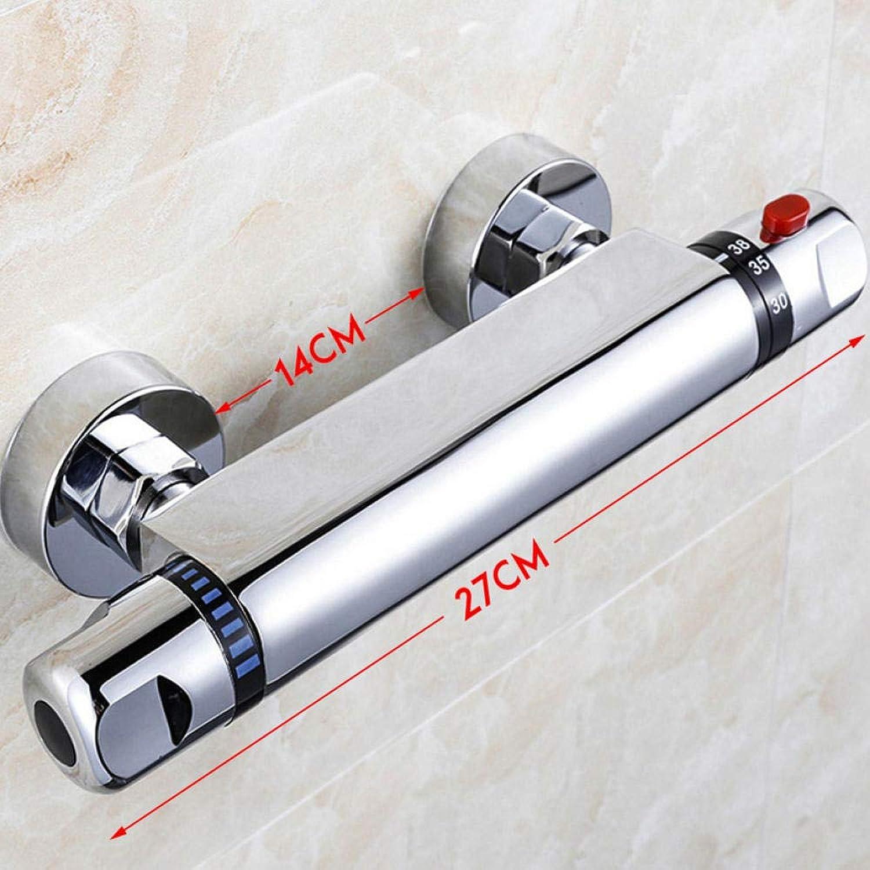 Thermostatmischer Duscharmaturen Bad Wasserhahn Thermostatmischventil Duschset Thermostatduscharmatur