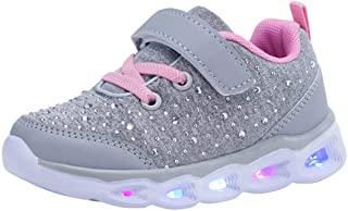 Umbale Kids Led Shoes Casual Flashing Sneakers(Girls/Boys)