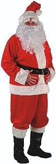 Regal Plush Santa Suit Adult