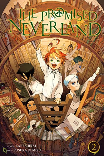 The Promised Neverland, Vol. 2: Control (English Edition)